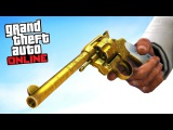 GTA Online - Secret Revolver Treasure Hunt &amp Challenge Red Dead Redemption 2