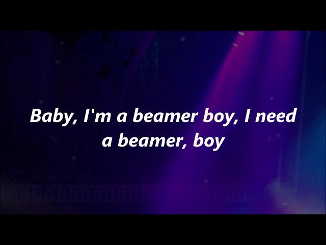 Lil peep - beamer boy (lyrics) » Freewka.com - Смотреть онлайн в хорощем качестве