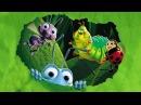 Приключения муравья ФЛИКА. По мотивам мультика для детей! Аудиосказка с картинк ...