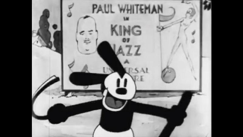 King of Jazz (1930) Music cartoon