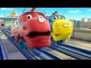 Веселые паровозики из Чаггингтона: Коко на экзамене (1 Сезон/ Серия 24) - мультфильмы для детей