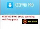 Keepvid Pro 4 10 EASY DOWNLOADER EASY CRACK AND 100 % Working