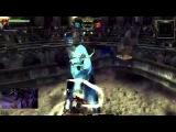 Dragon Nest PvP: Ruina vs WindWalker Awakening Lv. 93 KOF EU