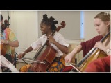 Lady Gaga &amp Coldplay - Bad Romance &amp Viva La Vida (Cover by Berklee Cellos)