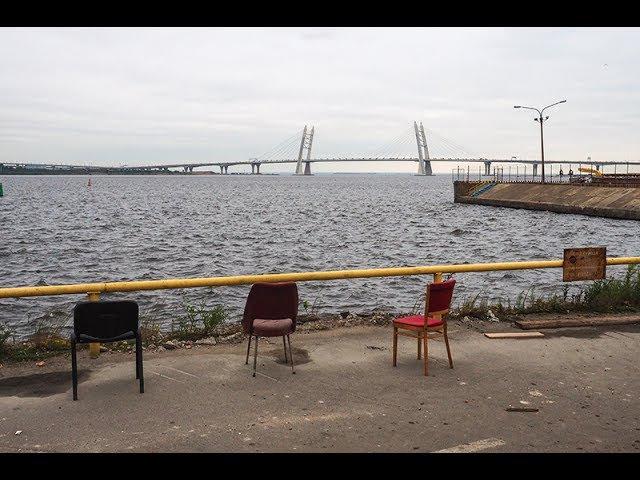 Прогулка по промзоне Севкабель станет новой петербургской набережной