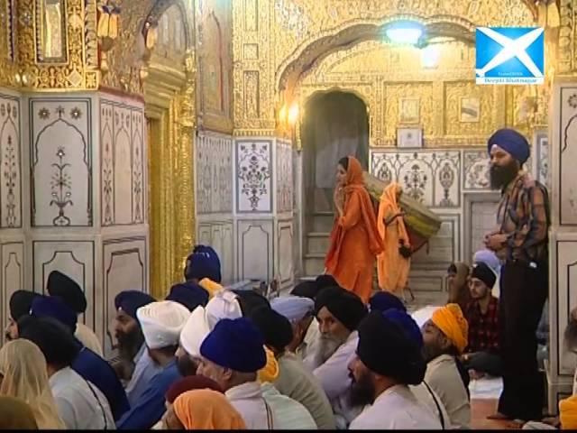 Deepti Bhatnagar visits Gurudwara Nanded Sahib, Aurangabad.