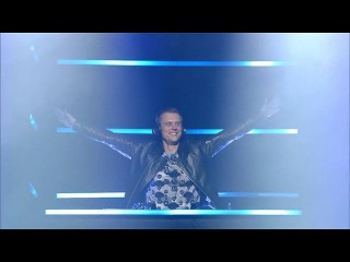 Armin van Buuren met alle finalisten – Heading Up (The voice of Holland 2017 |The Final)