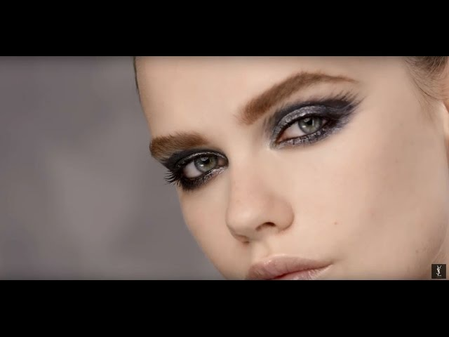 Discover the Black Smudge Look by YSL beauty