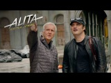 Alita Battle Angel Behind the Scenes with James Cameron and Robert Rodriguez 20th Century FOX