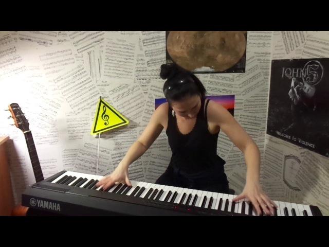 Tony Igy - Astronomia (PIANO COVER)