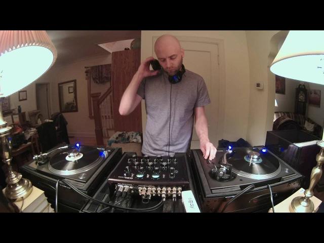 Dawson Arvilla - Condesa ES DJR400 trip hop, downtempo, jazz 100 Vinyl DJ Set