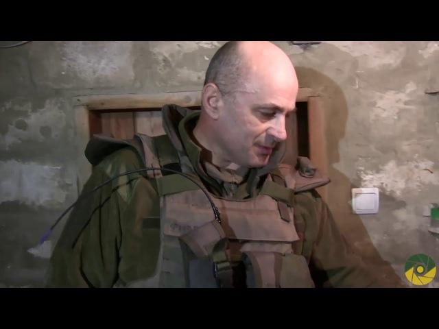 Новотошківка, улучшение обороны. Блиндажи и укрепления ЗСУ (ВСУ, АТО)