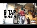 6 TAP JUGGLE SOLAR FLARE!? Hardest Kendama Tricks Of The Week 1