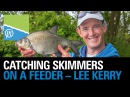 Catching Skimmers on a Feeder with Lee Kerry