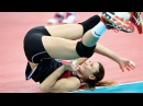 Top 10 Fantastic Volleyball Spikes by Neriman Ozsoy | Women's EUROVOLLEY 2017