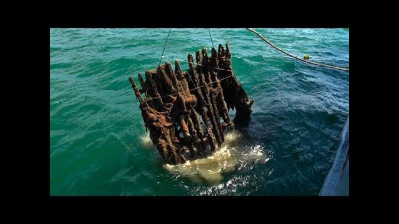 В Керченском проливе обнаружили торпедный катер времен Великой Отечественной