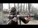 Shooting Tippmann TMC Paintball Gun Magfed and Hopper