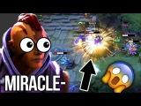 Miracle- WTF! 4-MAN MANA VOID EPIC DAMAGE + ULTRA KILL - Dota 2