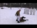 Фрагмент фильма Ножи победы ч.3/3 - Нож в бою, историческая реконструкция