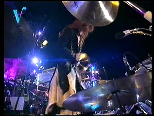 Roger Taylor Yoshiki - The Great Music Experience - 1994.05.20 - Foreign Sand