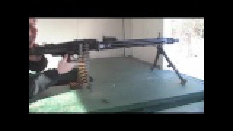 MG 42 — немецкий единый пулемёт времён Второй мировой войны