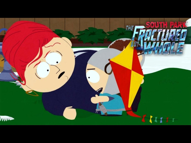 МАМКА КАЙЛА ПРОСТО С... ► South Park: The Fractured But Whole 8