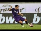 Goal Khouma Babacar Fiorentina vs Bologna .