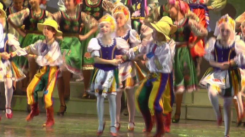Дружба народов Белоруссия 2016г