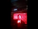 Красный экран с подачей видео