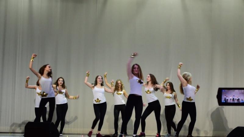 Шоу группа молодежь - юниоры ARABICA Dance Company Murmansk