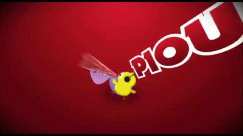 Pulcino Pio - Le Poussin Piou OFFICIEL