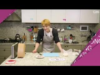 """170219 V-Live: Kim Jaejoong's Teaser for """"Home-cooked Meal Mr. Kim"""""""