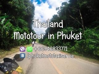 Thailand, Mototour in Phiket