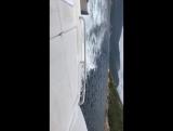 Трейдер с Рублевки на яхте в Черногории