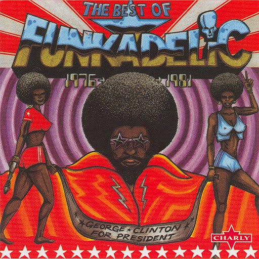 Funkadelic альбом The Best Of Funkadelic, 1976 - 1981