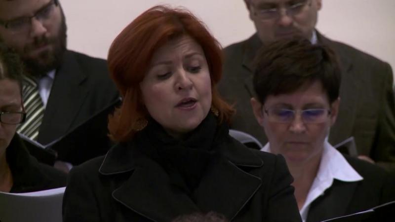 106 J S Bach Actus tragicus Gottes Zeit ist die allerbeste Zeit BWV 106 Carmine Celebrat Kórus