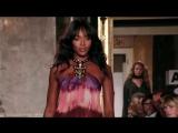 Runway Icons - Naomi Campbell