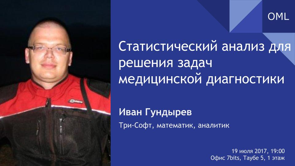 Иван Гундырев - Фото