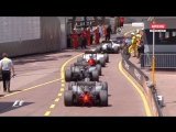 Формула 1. 6 этап Квалификация. Гран-при Монако (2017) HD