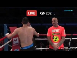 Давит Кирия vs. Людвик Насибоу (BKS Kung Fu Savate)
