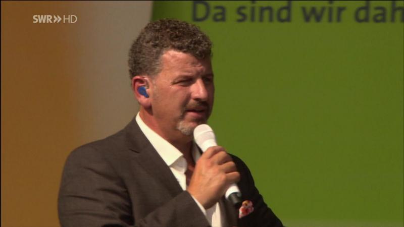 Semino Rossi - Bella Romantica (SWR4 Fest der Regionen 14.09.2014) - песня Дитэра Болена (Dieter Bohlen)