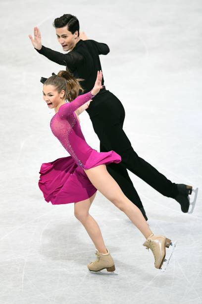 Анастасия Шпилевая - Григорий Смирнов/ танцы на льду - Страница 8 ITMU3vNytNE