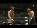 TMDK Mikey Nicholls Shane Haste vs Naomichi Marufuji Mitsuhiro Kitamiya TMDK Farewell Match