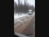 Зимник Усть-Кут - Мирный Март 2017