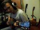 2 дня до лета - Запись гитары на песню Я не вернусь