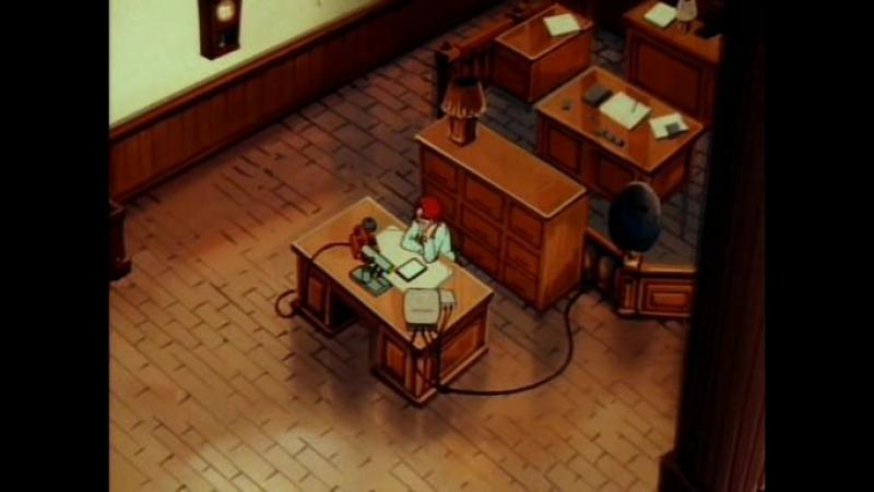 Настоящие охотники за привидениями The Real Ghostbusters 107 - Mr. Sandman, Dream Me A Dream