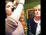 Когда твоя мама увидела в первый раз как ты пьешь