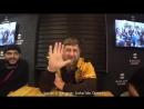 Кадыров заставил блогера снять пирсинг с носа