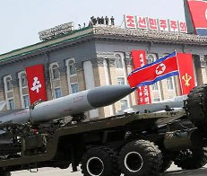 Ракеты Северной Кореи