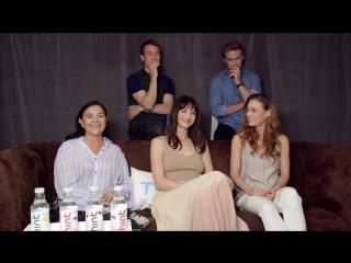 Outlander Cast Interview  Season 3 Preview